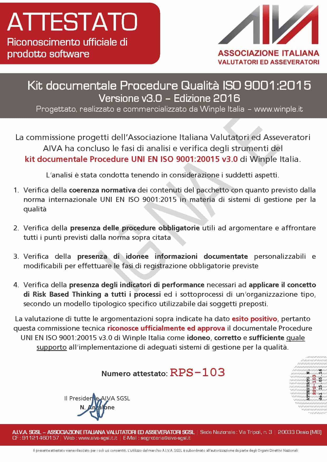 Attestato-Conformita-Procedure-ISO9001-2015-AIVA