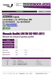 Frontespizio-Manuale-UNI-EN-ISO-9001-2015