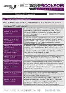 Procedure-ISO-9001-2015-principi-generali-valutazione-rischi