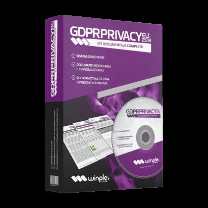 Kit GDPR Privacy - WINPLE ITALIA - Confezione