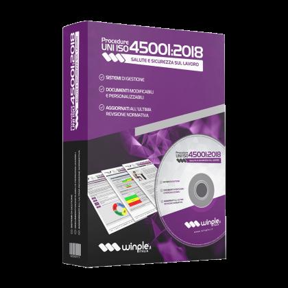 PROCEDURE SICUREZZA ISO 45001:2018