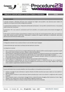 Codice Etico D.Lgs. 231 - Internet e posta elettronica