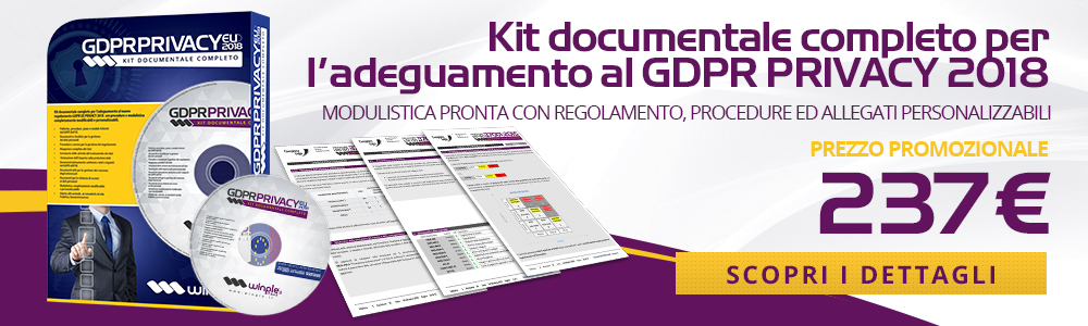 Kit Documentale Privacy - WINPLE