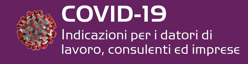Covid 19 ultime indicazioni fase 2