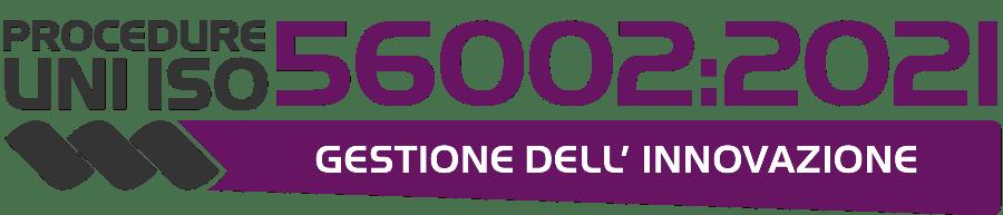 Logo procedure ISO 56002:2021 Gestione Innovazione WINPLE