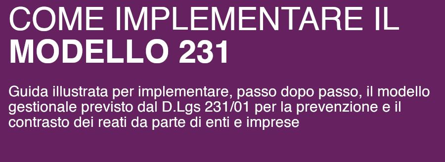 Implementare il Modello 231 | Guida winple.it