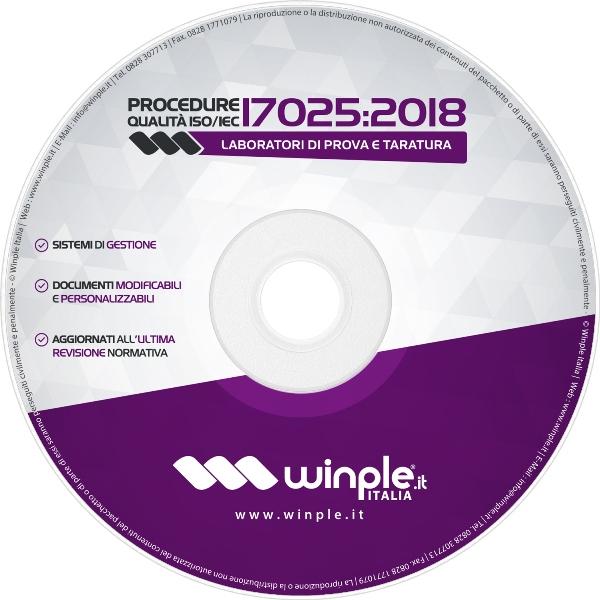 CD | Sistemi di gestione ISO 17025 | Winple